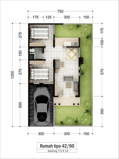 Blukid Residence 3 Tipe Jasmine